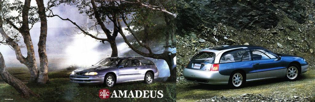 Subaru Amadeus concept