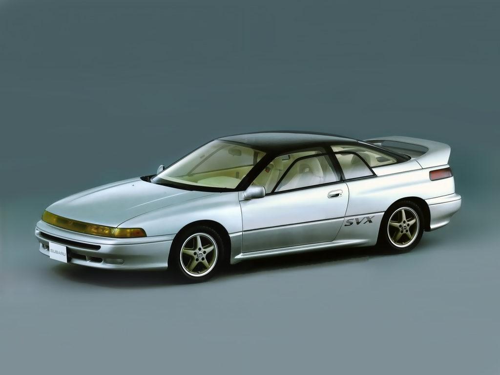 1989 Tokyo Auto Show concept