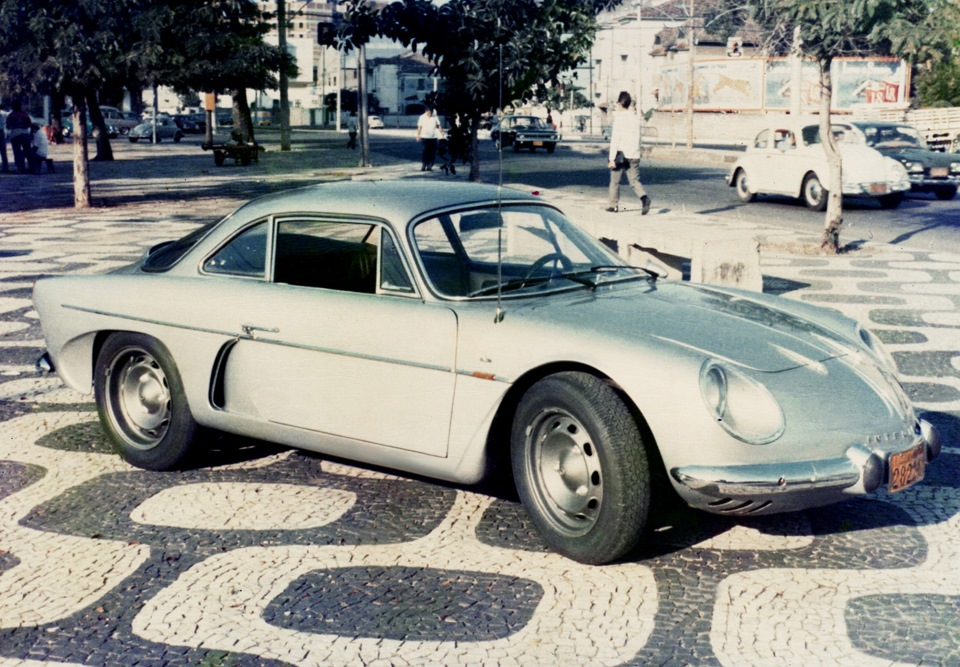 A110 in latin America - Willys Interlagos