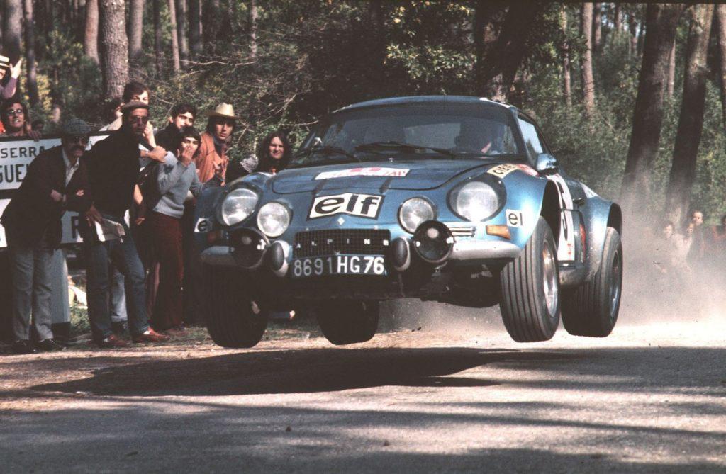 1971 Monte Carlo Rally