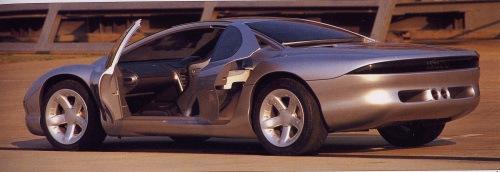 isuzu 4 door coupe