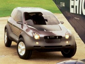 Isuzu VehiCROSS Concept '1993 Tokyo motor show