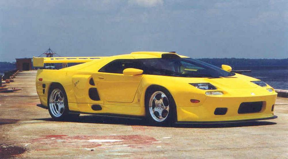 Vector SRV8 Prototype 1998